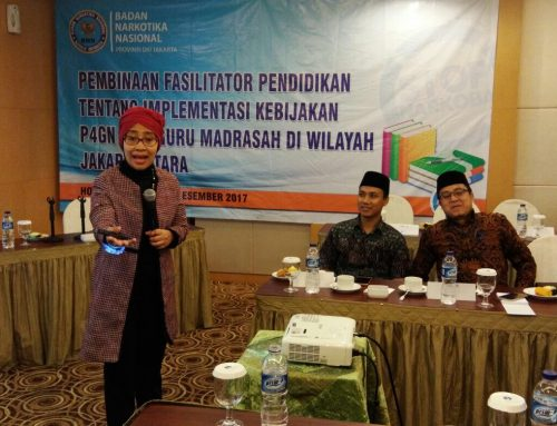 Public Speaking Training for Counseling Guidance Teachers from Junior and Senior High School of Madrasah Tsanawiyah and Aliyah's with LPPM LSPR – Jakarta