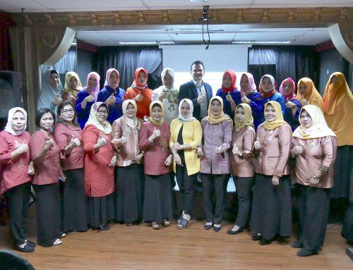 Pelatihan Communication Skill untuk Gabungan Organisasi Wanita Kabupaten Pohuwato, Provinsi Gorontalo