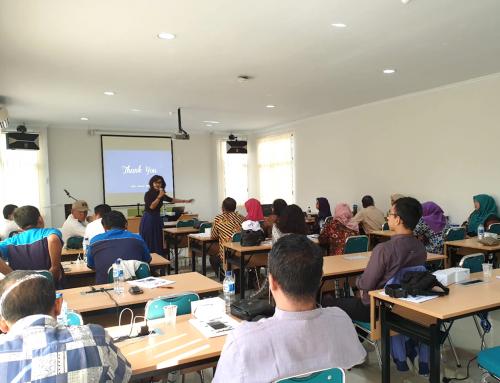 Pelatihan Public Speaking dan Teknik Presentasi Komunikasi yang Efektif Untuk BNN