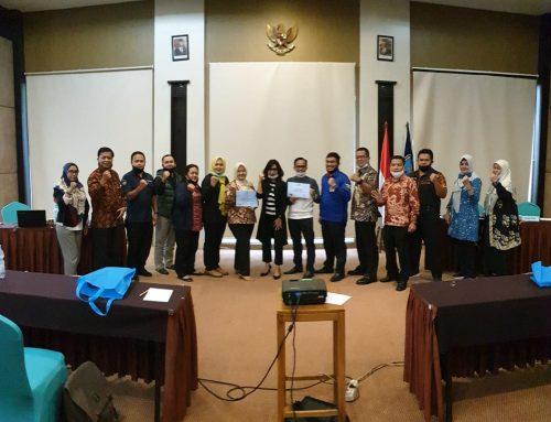Penguatan Kemampuan Public Speaking untuk sukarelawan BNN