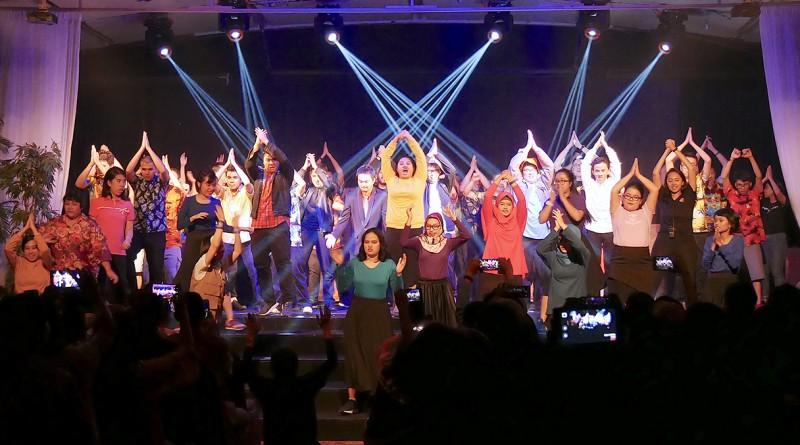 Drama Musikal Lima Sekawan Persembahan Siswa Berkebutuhan Khusus LSBA