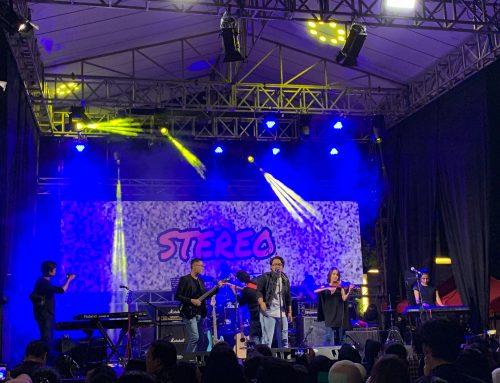 Sorakan Irama Musik Maroon 5 di LSPR Jakarta