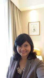 Hersinta Suroso, Ph.D. candidate