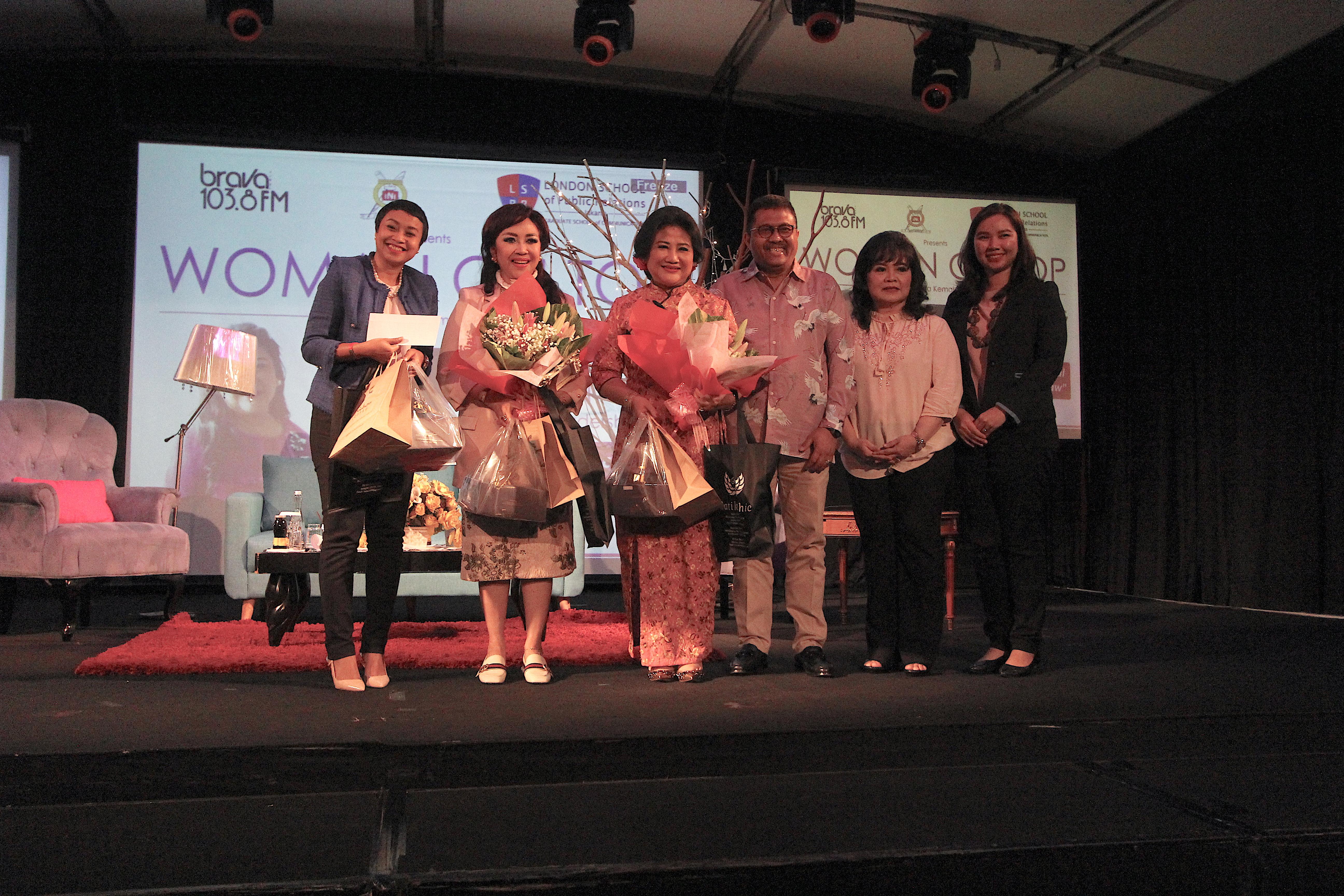 Woman On Top With Prita Kemal Gani Special with Ms. Yualita Widyadhari, SH, MKn