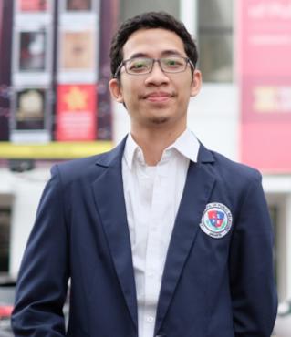 Reza Pahlevi, LSPR Student Batch 19