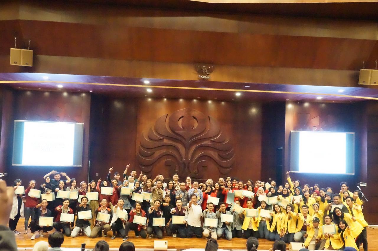 Achievement of LSPR Students in PEKSIMIDA