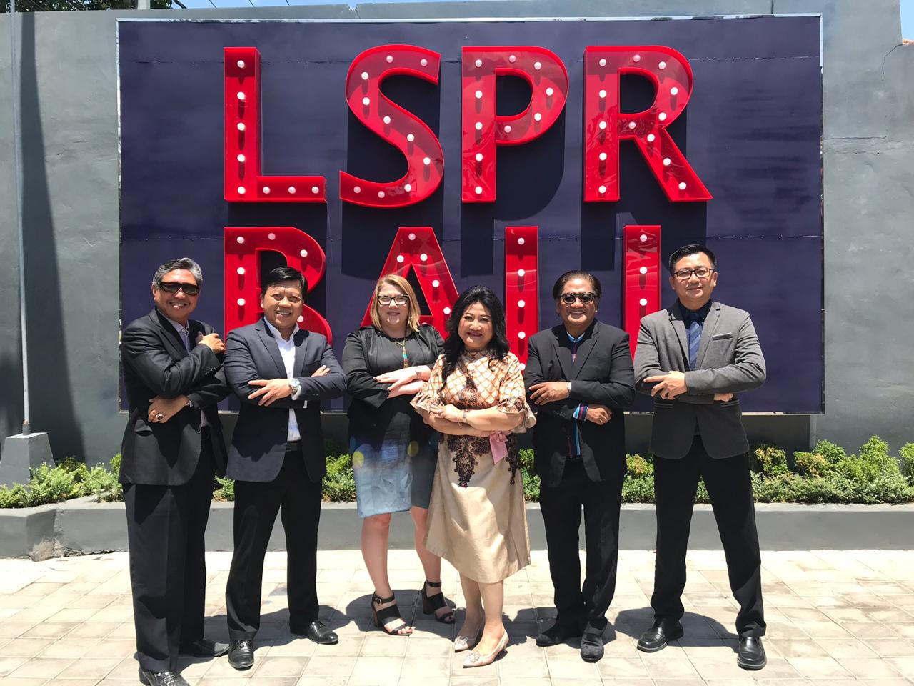 LSPR Opens New Building in Bali