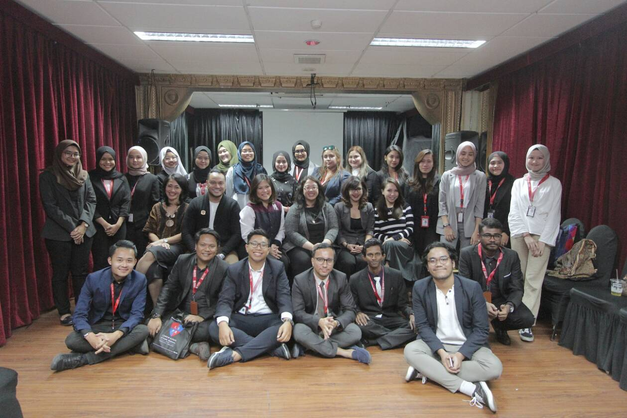 Management and Science University Malaysia Visited LSPR