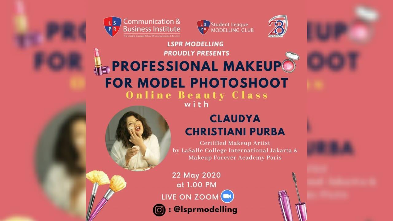 [UPDATE] LSPR Modelling – Online Beauty Class